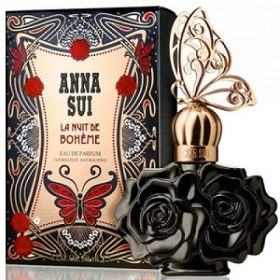 Anna Sui La Nuit de Boheme For Women EDP 75ML
