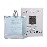 Azzaro Chrome For Men EDT 100ml Tester