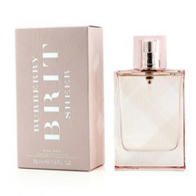 Burberry Brit Sheer For Women EDT 50ML