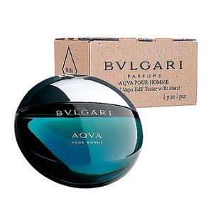 Bvlgari Aqua Pour Homme EDT 100ML Tester