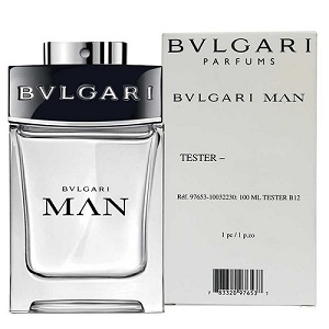 Bvlgari Man EDT 100ML Tester