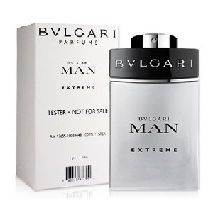 Bvlgari Man Extreme EDT 100ML Tester