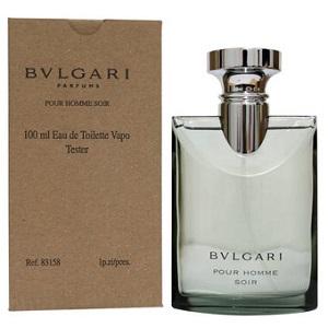 Bvlgari Pour Homme Soir for Men EDT 100ML Tester