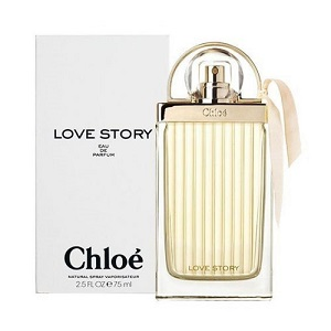 Chloe Love Story For Women EDP 75ML Tester