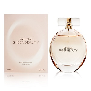 Calvin Klein Beauty Sheer For Women EDT 100ML