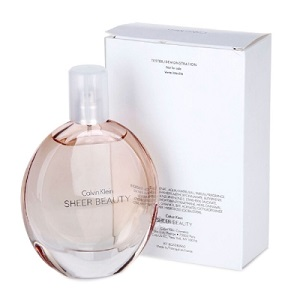Calvin Klein Beauty Sheer For Women EDT 100ML Tester