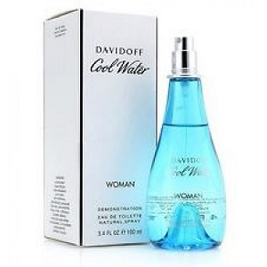 Davidoff Cool Water Women EDT 100ML Tester