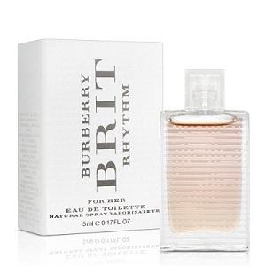 Burberry Brit Rhytm For Women EDT 5ml (Miniature)