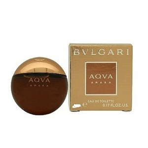 Bvlgari Aqua Amara for Men Edt 15ml (Miniature)