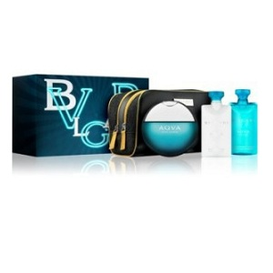 Bvlgari Aqua For Men (Giftset)