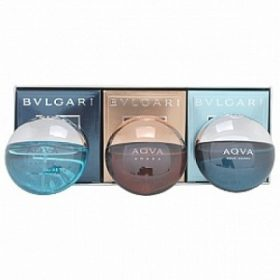 Bvlgari Aqua For Men Isi 3 (Miniset)