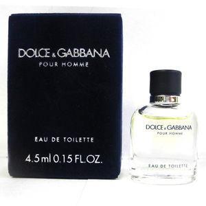 Dolce & Gabbana Pour Homme EDT 4,5ml (Miniature)
