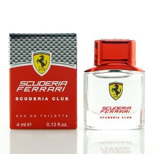 Ferrari Scuderia Club EDT 4ml (Miniature)