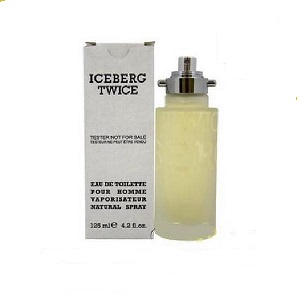 Iceberg Twice for Women EDT 125ml (Tester)