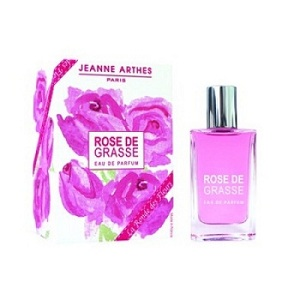 Jeanne Arthes La Ronde Des Fleurs Rose De Grasse For Women EDP 30ml