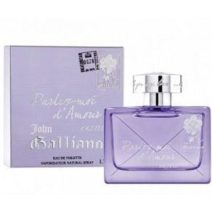 John Galliano Parlez Moi D'Amour Encre for Women EDT 80ml