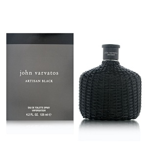 John Varvatos Artisan Black for men EDT 125ml