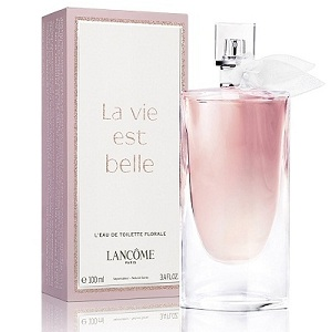 Lancome La Vie Est Belle Leau De Toilette Florale For Women EDT 100ml