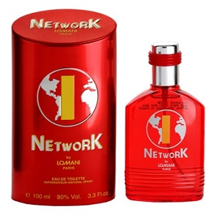 Lomani Network no.1 For Men EDT 100ML