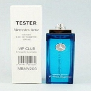Mercedes Benz VIP Club Energetic Aromatic By Annie Buzantian For Men EDT 100ml (Tester)