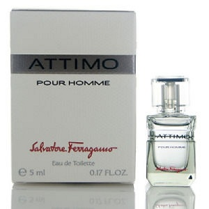 Salvatore Ferragamo Attimo pour homme EDT 5ml (Miniature)