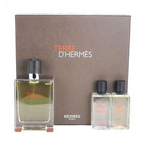 Giftset Hermes Terre D'hermes EDT