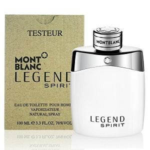 Mont Blanc Legend Spirit For Men EDT 100ml (Tester)