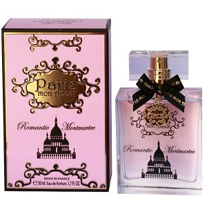 Paris Mon Amour Romantique Montmartre for Women EDP 50ml