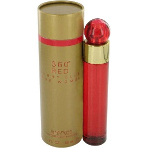 Perry Ellis 360 Red For Women EDT 100ml