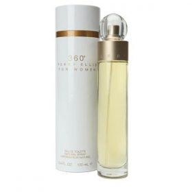 Perry Elis 360 White For Women EDT 100ml