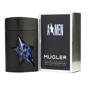 Thierry Mugler Amen Rubber For Men EDT 100ml