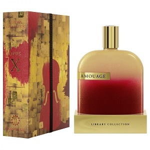 Amouage The Library Collection Opus X for Unisex EDP 100ml