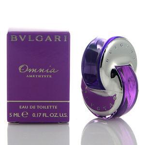 Bvlgari Omnia Amethyste EDT 5ml (Miniature)