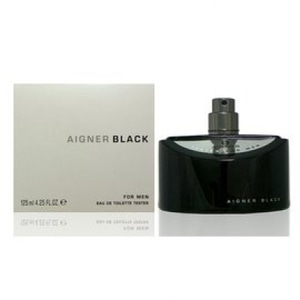 Etienne Aigner Black Men EDT 125ML (Tester)