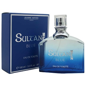 Jeanne Arthes Sultan Blue For Men EDT 100ml