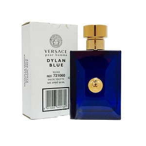 Versace Pour Homme Dylan Blue For Men EDT 100ML (Tester)
