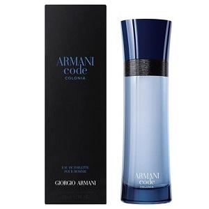 Giorgio Armani Code Colonia Pour Homme EDT 125ml