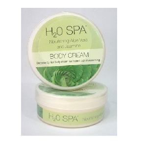 H2O SPA Nourishing Aloe Vera And Jasmine 250ml (Body Cream)