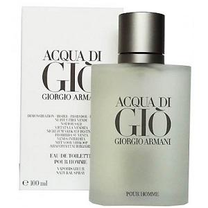 Giorgio Armani Acqua Di Gio Men EDT 100ML (Tester)