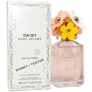 Marc Jacobs Daisy Eau So Fresh For Women EDT 125ML (Tester)