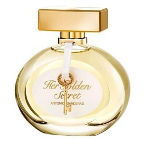 Antonio Banderas Golden Secret for Women EDT 80ml (Tester)