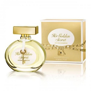 Antonio Banderas Golden Secret for Women EDT 80ml