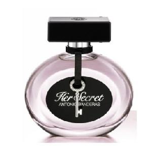 Antonio Banderas Her Secret For Women EDT 80ml (Tester)