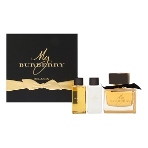 Burberry My Burberry Black For Women (Giftset)
