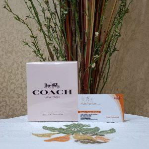 Coach The Fragrance Coach For Women EDP 90ML