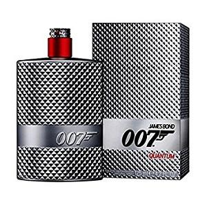 James Bond 007 Quantum For Men EDT 125ML