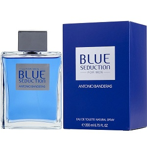 Antonio Banderas Blue Seduction Men EDT 200ML