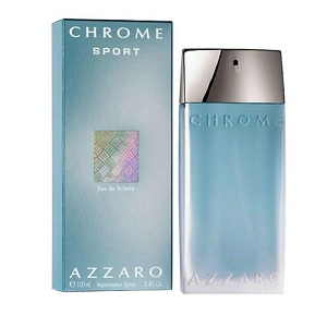 Azzaro Chrome Sport For Men EDT 100ML