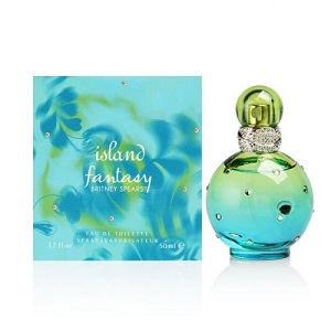 Britney Spears Island Fantasy For Women EDT 50ml