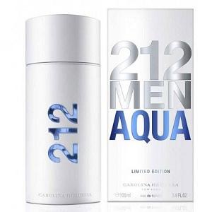 Carolina Herrera 212 Aqua For Men EDT 100ml